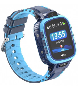 Smart Watch TD-26 Kids IP67 GPS/WiFi/камера blue Гарантия 1 месяц