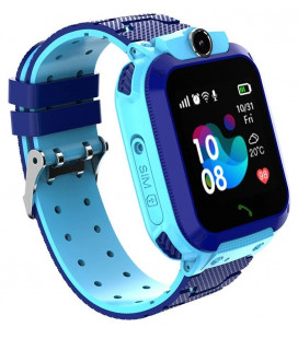 Smart Watch TD-27 Kids IP67 GPS/WiFi/камера blue Гарантия 1 месяц