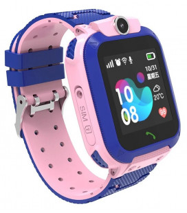 Smart Watch TD-27 Kids IP67 GPS/WiFi/камера pink Гарантия 1 месяц