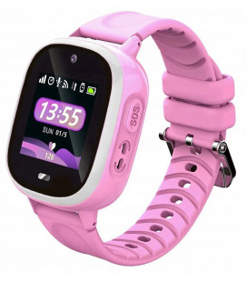 Smart Watch TD-31 Kids IP67 GPS/WiFi/камера pink Гарантия 1 месяц