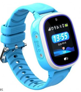Smart Watch TD-31 Kids IP67 GPS/WiFi/камера blue Гарантия 1 месяц