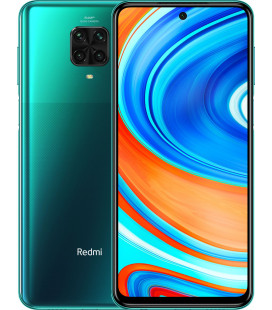 Xiaomi Redmi Note 9 Pro 6/64Gb Tropical Green UA UCRF Гар. 12 мес.