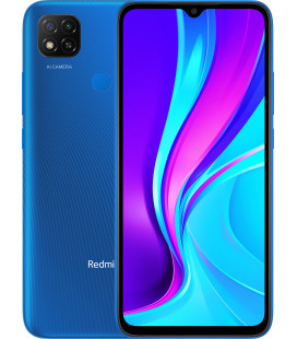 Xiaomi Redmi 9C 2/32GB NFC Twilight Blue UA-UCRF Гар. 12 мес.