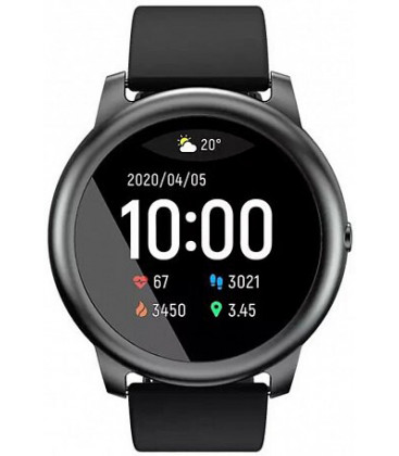 Smart Watch Xiaomi Haylou LS05 Black Гарантия 3 мес.