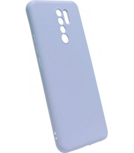 Силикон Xiaomi Redmi 9 light violet Silicone Case