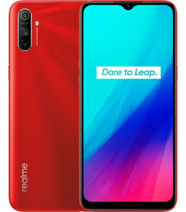Realme C3 2/32Gb Red UA-UCRF Офиц. гар. 12 мес.