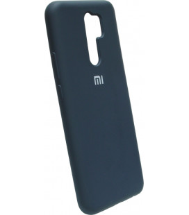 Силикон Xiaomi Redmi 9 dark blue Silicone Case