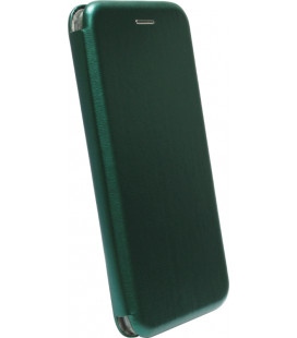 Чехол-книжка Xiaomi Redmi7A dark green Wallet