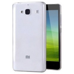 Силикон Xiaomi Redmi2 white 0,3mm